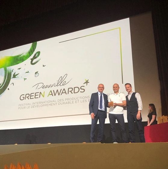 Green Lion prix RSE BpiFrance Deauville Green Awards